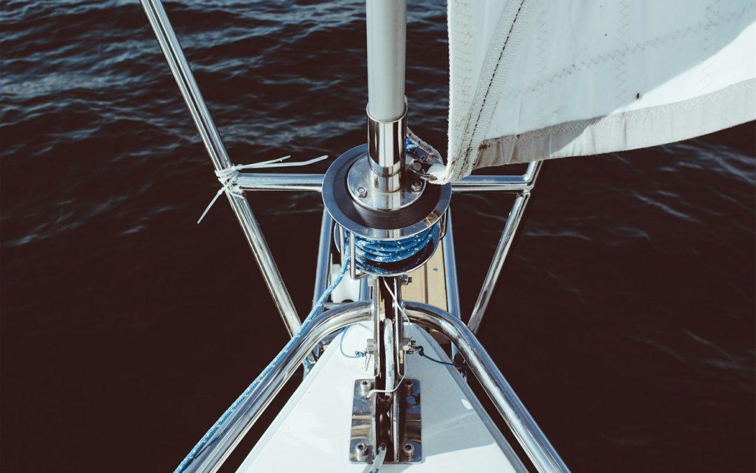 Kom godt i gang med sejlsport
