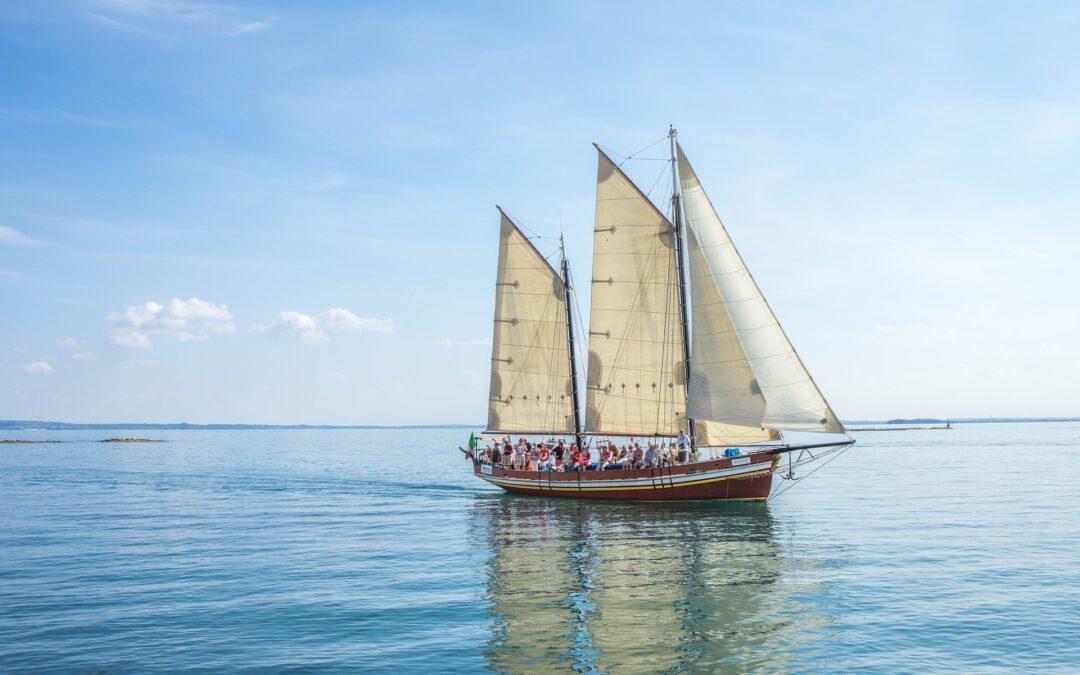 Sådan planlægger du en ferie til søs