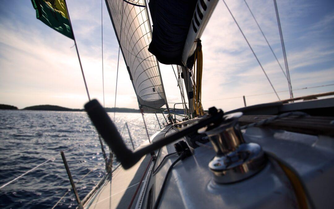 Invester i en båd og tag på eventyr