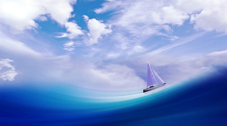 Skib på vej