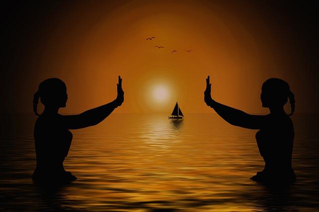 Yoga kan hjælpe til bedre sejlture