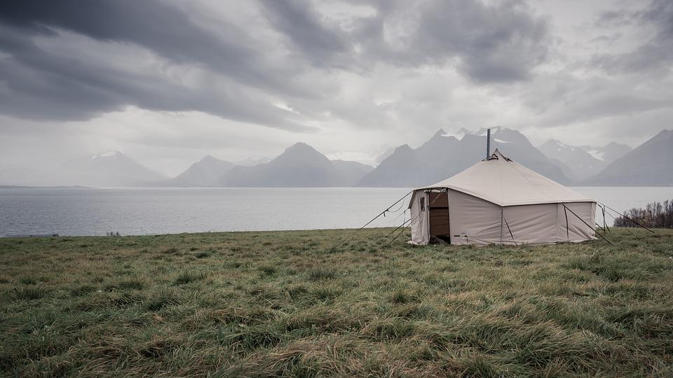 Køb et billigt telt til din næste sejltur
